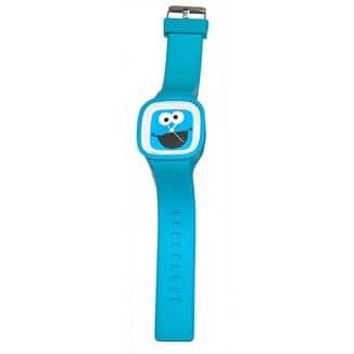 Sesame Street Jelly Watch Cookie Monster - Blue