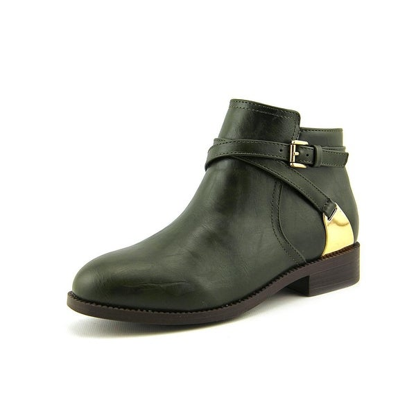 Wanted Amarillo Women Round Toe Synthetic Ankle Boot