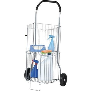 Honey Can Do 2-Tier All-Purpose Cart CRT-01383 Unit: EACH