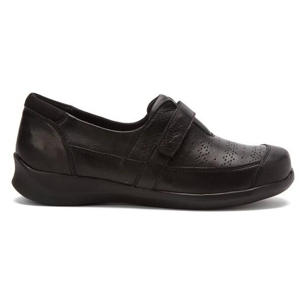 Apex Womens Petals-Regina Black Sneaker