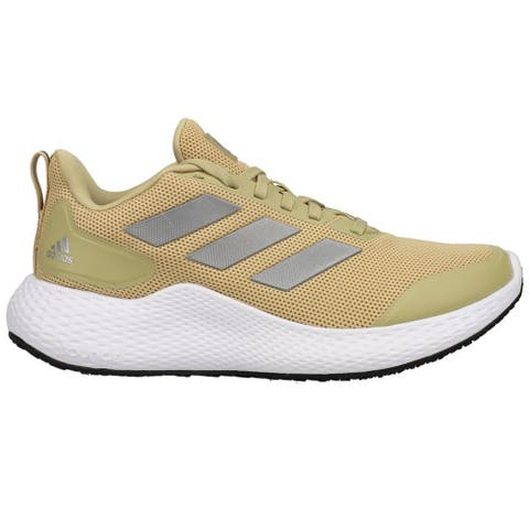 adidas Edge Gameday Mens Running Athletic Shoes - Brown