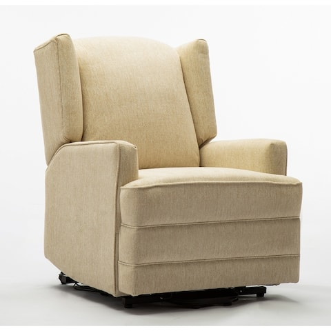 Cary Wingback Lift Chair by Greyson Living