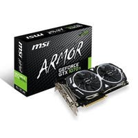 Msi G1070tar8 Gtx 1070 Ti Armor 8G Graphic Cards - 1.61 Ghz Core - 1.68 Ghz Boost Clock