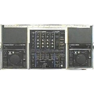 Pioneer CA700A New DJ Rack