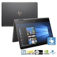 "HP Spectre x360-15 Core i7-8550U 16GB 512GB SSD 15.6"" 4K Touch WLED Convertible (Certified Refurbished)"