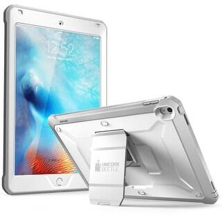 iPad Pro 9.7 in Case, SUPCASE, Apple iPad Pro 9.7 2016 Case Unicorn Beetle PRO Series, Screen Protector Case-White/Gray