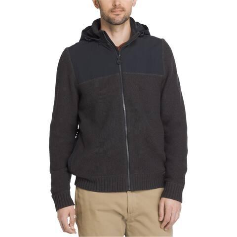 G.H. Bass & Co. Mens Sierra Full-Zip Hoodie Sweatshirt