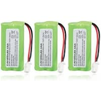 Replacement VTech CS6429 / CS6428-2 NiMH Cordless Phone Battery - 700mAh / 2.4v (3 Pack)