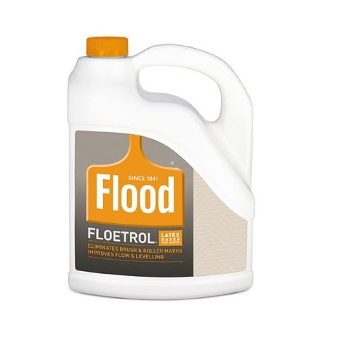 Shop Flood Fld6 01 Floetrol Latex Paint Additive Clear 1 Gallon