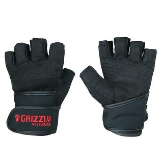Power Training Wrist Wrap Gloves - Medium - 2502368