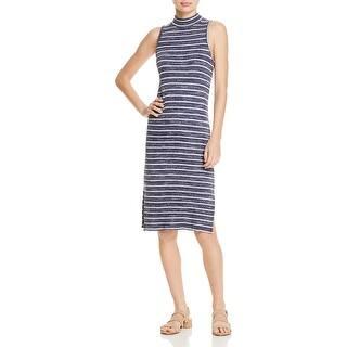 d1cffe4188 Splendid Womens Maxi Dress Ribbed Striped - s