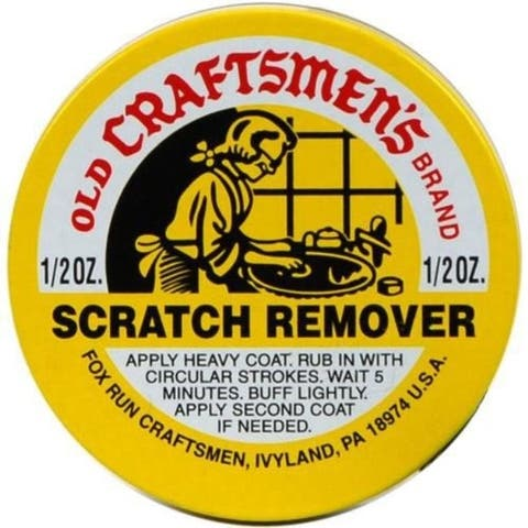 Old Craftsmens Brand Scratch Remover