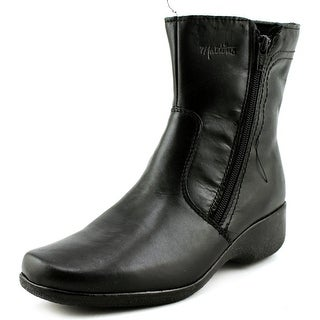 Martino Lindsay   Round Toe Leather  Winter Boot