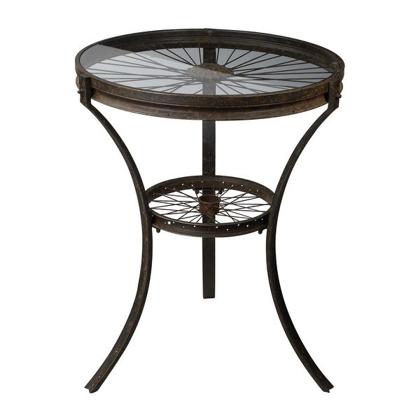 Shop Sterling Industries 129 1011 Industrial 30 Height Side Table