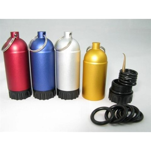 Storm Mini Tank with Pick and O-Rings for Scuba Tanks