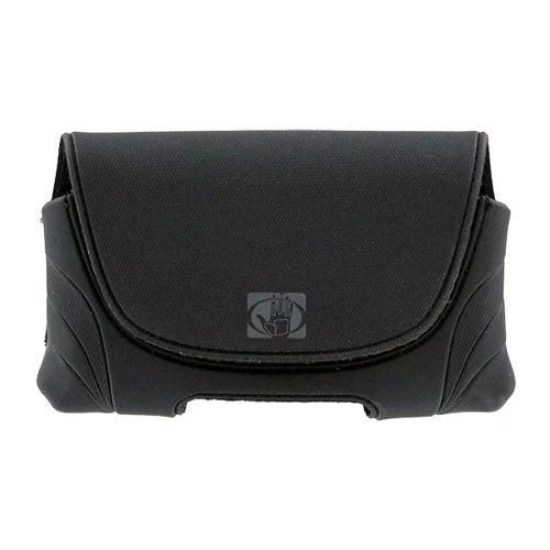 Body Glove - Universal Horizontal Phone Pouch for Medium phones - Black