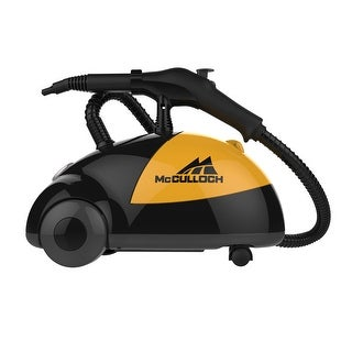 SteamFast MC1275 Heavy Duty Steam Cleaner - YELLOW