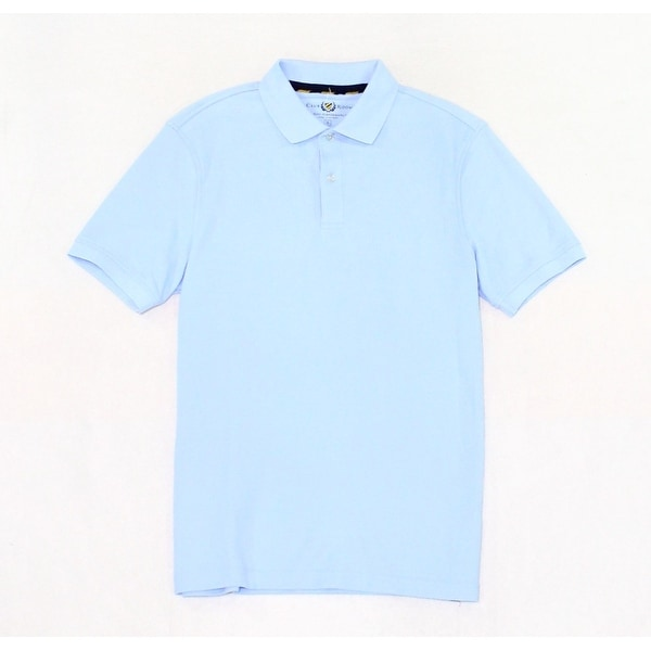 7da627ee6ea ... promo code for shop club room new blue pale ink mens size small s  estate performance