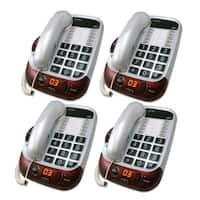 Clarity ALTO-4 Pack Alto Amplified Corded Phone