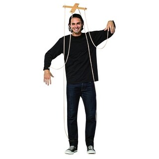 Marionette Costume Accessory Kit - TAN