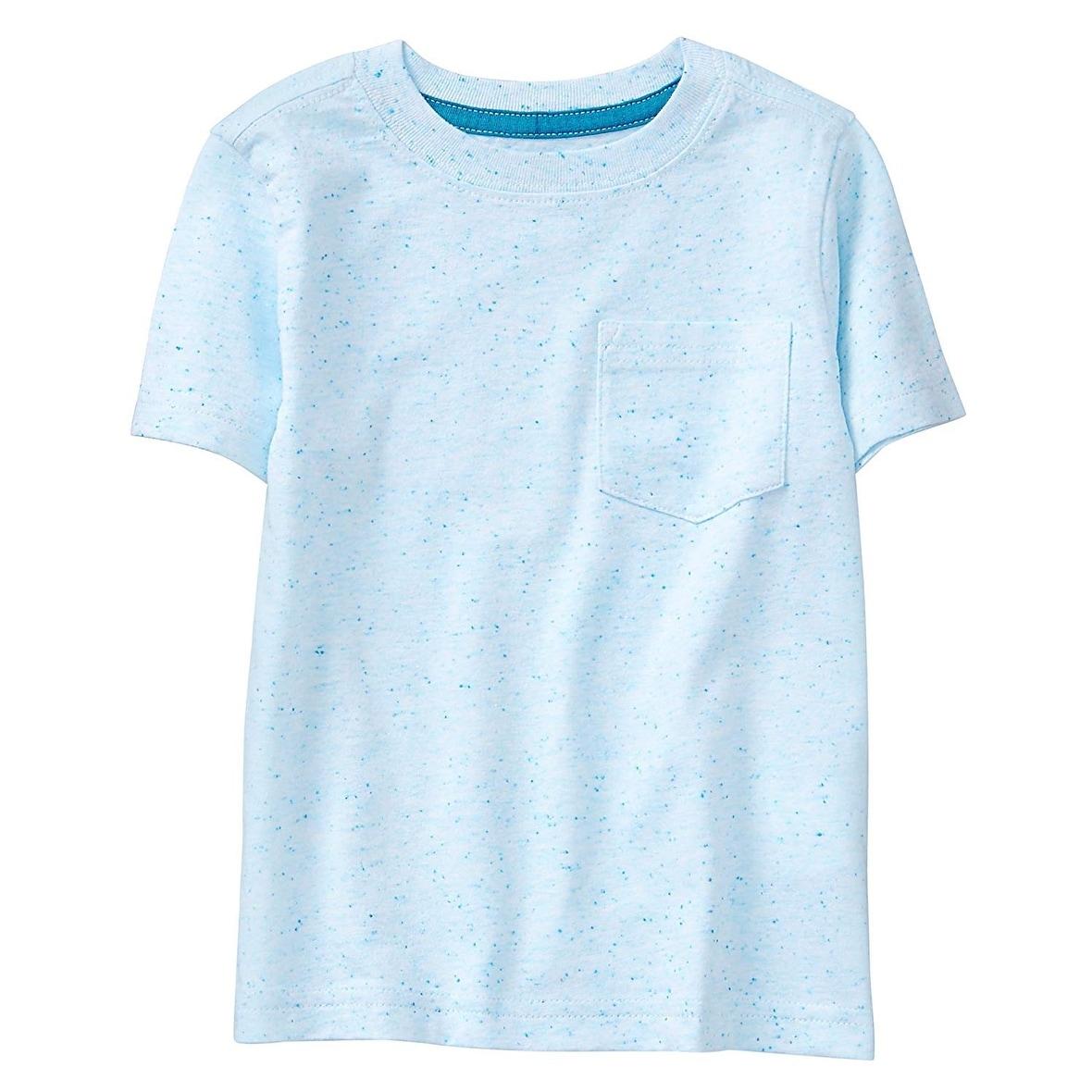 Gymboree Boys Little Short Sleeve Pocket Polo Shirt