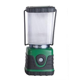 Stansport 104-1210 1200 Lumens Led Lantern With Smd Bulb, Green