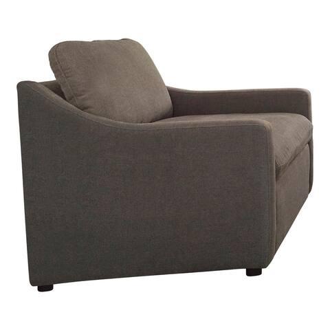 Doreen Grey Living Room Chair