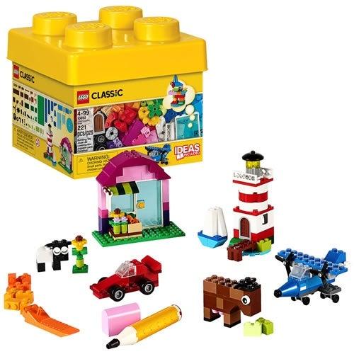 LEGO(R) Classic Creative Brick Box (10692) - Free Shipping On ...