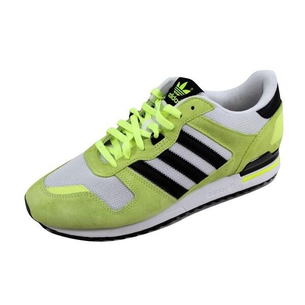 Adidas Men's ZX 700 Fluorescent/Black-White M19394