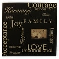 Word Collage 20x20 inch Photo Frame - Thumbnail 0