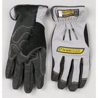 Ironclad WFG-03-M Workforce Gloves, Medium