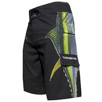 Tormenter Mens Side Tuna Board Boardshorts