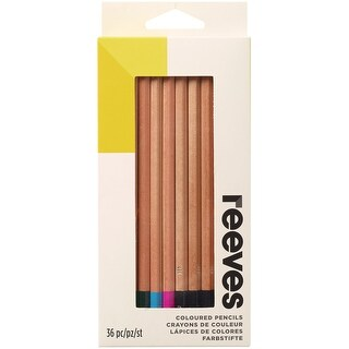 Reeves Coloured Pencils 36/Pkg-