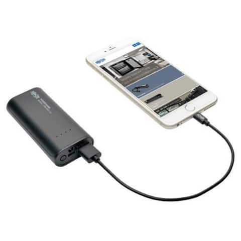 Tripp Lite UPB-05K2-1U 1Port USB Mobile Power Bank 5.2 K