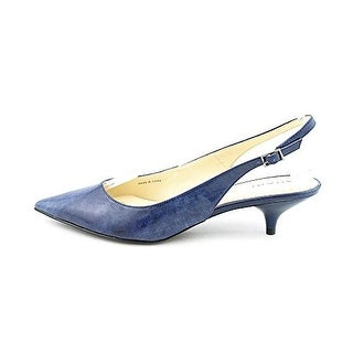 Tahari Women's Faye Patent Leather Slingback Pumps