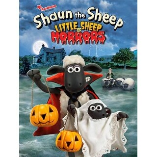 Shaun the Sheep: Little Sheep of Horrors - DVD