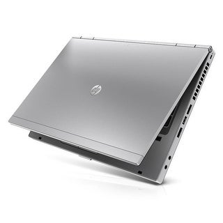 "HP EliteBook 8460p Intel Core i5-2540M X2 2.6GHz 8GB 250GB 14"" Win7, Gray (Refurbished)"