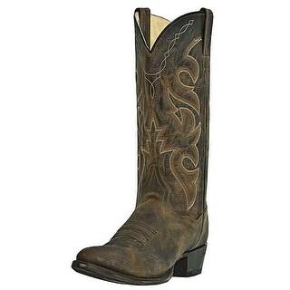 Dan Post Western Boots Mens Renegade Cowboy Bay Apache Mignon