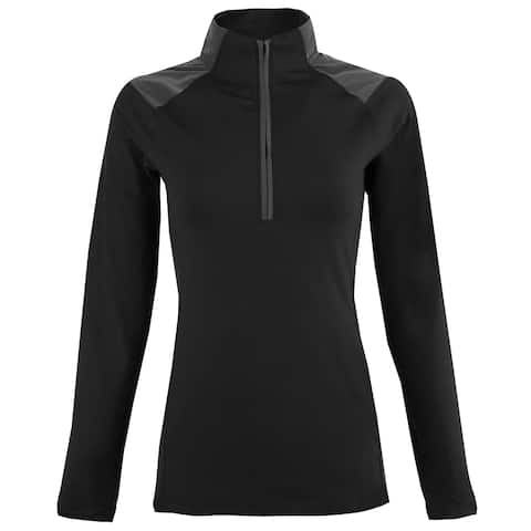 Under Armour Women's Perpetual 1/4 Zip Pullover