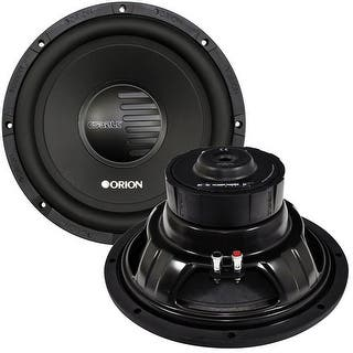 "Orion Cobalt 12"" Woofer Dual Voice Coil 1600W max