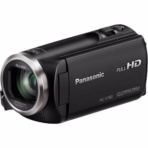 Panasonic V180 Full HD 1080p Camcorder