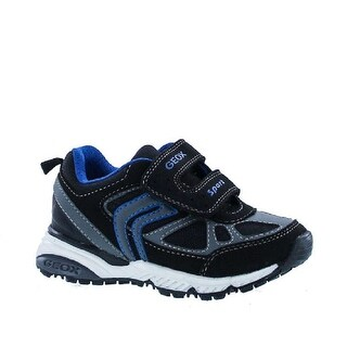 Geox Boys Bernie Casual Breatheable Fashion Sneakers