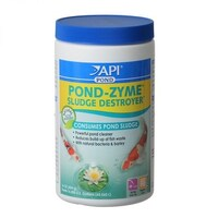 Pondcare Pond Zyme With Barley Heavy Duty Cleaner 1lb Treats 16 000 Gallons
