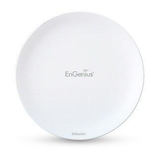 EnGenius EnTurbo EnStation5-AC Wireless Bridge Outdoor Long-Range Ethernet Bridge