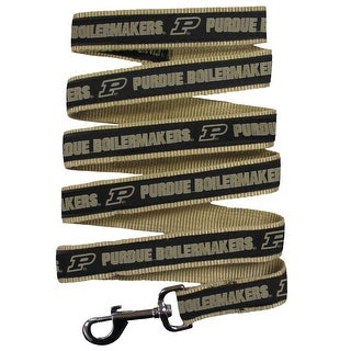 Purdue Boilermakers Pet Leash by Pets First - Medium