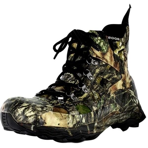 "Bogs Outdoor Boots Mens 8"" Eagle Cap Hiker Rubber Waterproof"