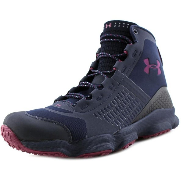 4d4edfeeeac5 Shop Under Armour SpeedFit Hike Mid Women Round Toe Synthetic Hiking ...