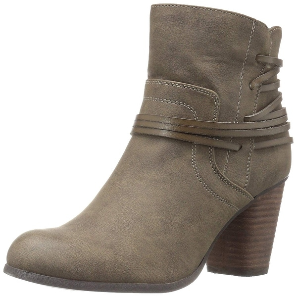 Madden Girl Womens DENICE Closed Toe Ankle Fashion Boots