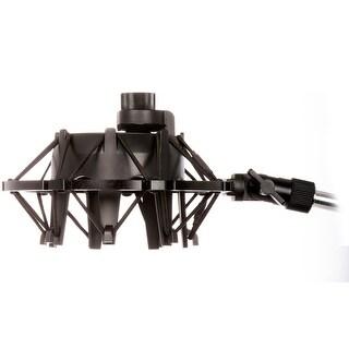 Knox Gear Blue Yeti Microphone Shock Mount (Black)