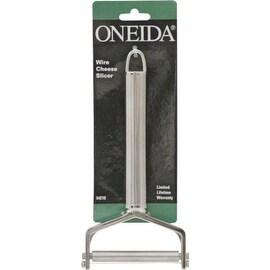 Oneida 54210 Adjustable Cheese Slicer, Stainless Steel